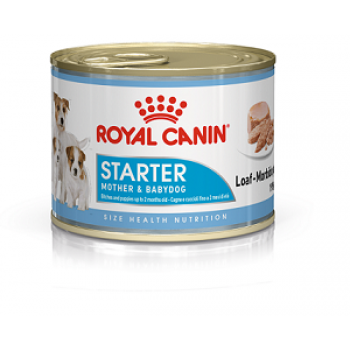 Влажный корм для собак Royal Canin Starter Mousse 195 г