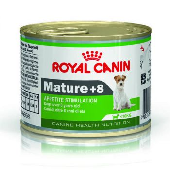 Влажный корм для собак Royal Canin Mature 8+ 195 г