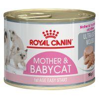Влажный корм для котов Royal Canin Mother & Babycat 195 г