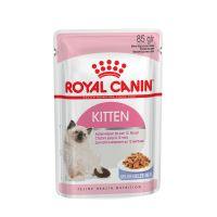 Влажный корм для котят Royal Canin Kitten Jelly 85 г
