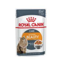 Влажный корм для котов Royal Canin Intense Beauty Care Jelly 85 г