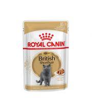 Влажный корм для котов Royal Canin British Shorthair Adult 85 г