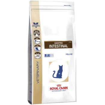 Лечебный сухой корм для котов Royal Canin Gastro Intestinal Feline 0,4 кг