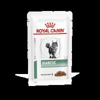 Лечебный влажный корм для котов Royal Canin Diabetic Feline 85 г