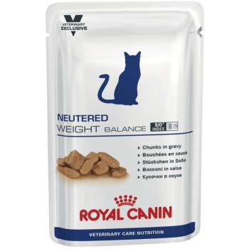 Влажный корм для котов Royal Canin Neutered Weight Balance 100 г
