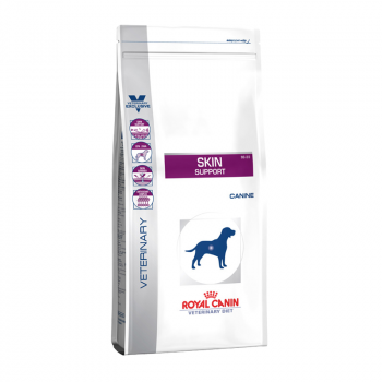 Лечебный сухой корм для собак Royal Canin Skin Support Canine 2 кг