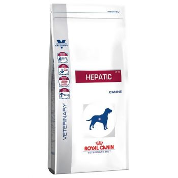 Лечебный сухой корм для собак Royal Canin Hepatic Canine 12 кг