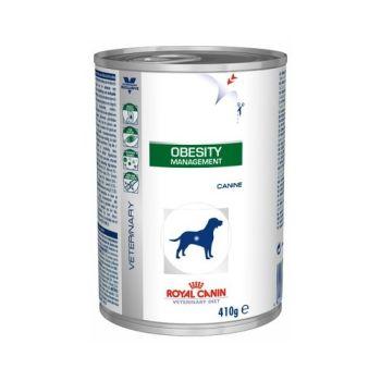 Лечебный влажный корм для собак Royal Canin Obesity Management Canine 410 г