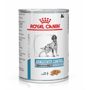 Лечебный влажный корм для собак Royal Canin Sensitivity Control Duck & Rice Canine 420 г