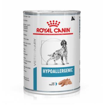 Лечебный влажный корм для собак Royal Canin Hypoallergenic Canine 400 г
