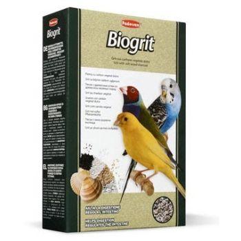 Минеральная подкормка для декоративных птиц Padovan Biogrit 700 г