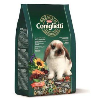 Корм для декоративных кроликов Padovan Premium Coniglietti 850 г