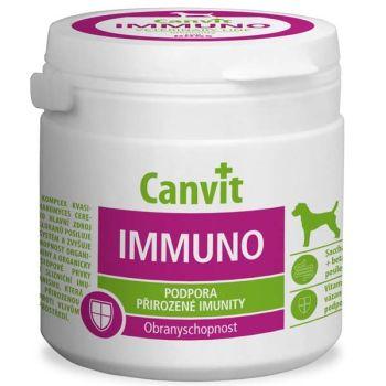 Витамины для собак Canvit Immuno 100 г