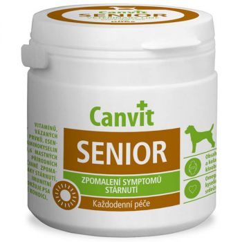 Витамины для собак Canvit Senior 100 г
