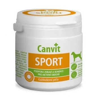 Витамины для собак Canvit Sport 230 г