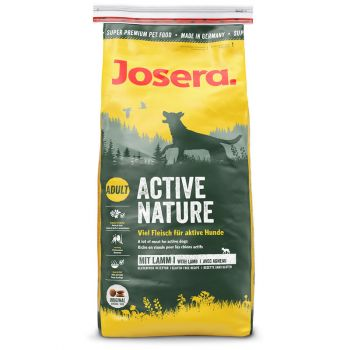 Сухой корм для собак Josera Active Nature 900 г