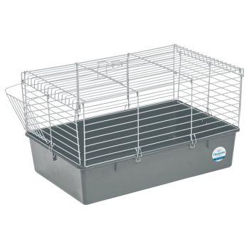 Клетка для кроликов и крупных декоративных грызунов Природа Кролик 50, хром