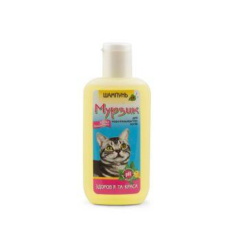 Шампунь для кошек от блох и клещей Природа Мурзик 250 мл