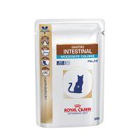 Лечебный влажный корм для котов Royal Canin Gastro Intestinal Moderate Calorie Feline 100 г