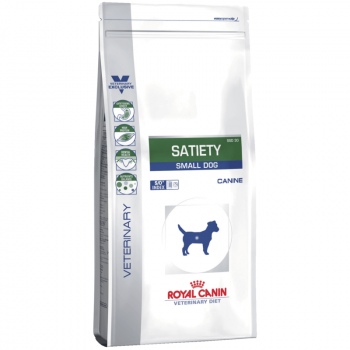 Лечебный сухой корм для собак Royal Canin Satiety Small Dog 1,5 кг
