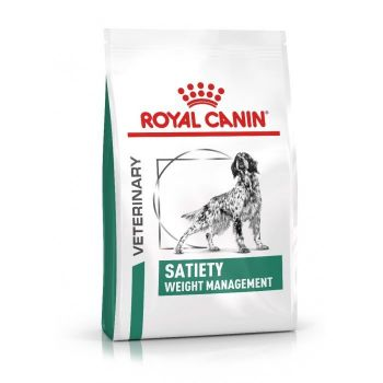 Лечебный сухой корм для собак Royal Canin Satiety Weight Management Canine 1,5 кг