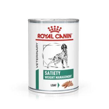 Лечебный влажный корм для собак Royal Canin Satiety Weight Management Canine Wet 410 г