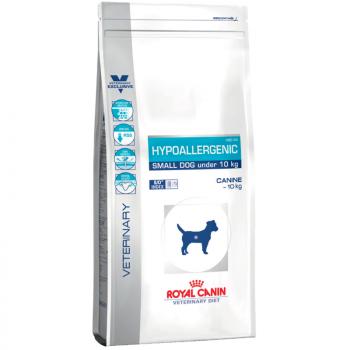 Лечебный сухой корм для собак Royal Canin Hypoallergenic Small Dog 1 кг