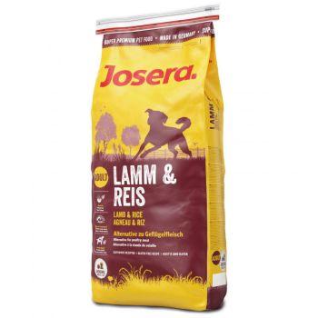 Сухой корм для собак Josera Lamb & Rice 900 г