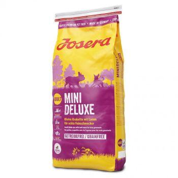 Сухой корм для собак Josera Mini Deluxe 900 г