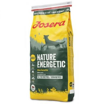 Сухой корм для собак Josera Nature Energetic 900 г