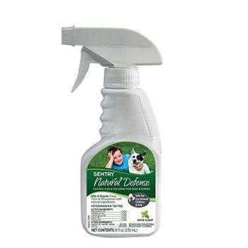 Спрей для собак от блох и клещей Sentry Natural Defense Spray Dog 0,24 л