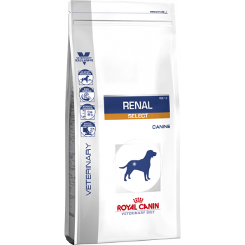 Лечебный сухой корм для собак Royal Canin Renal Select Canine 10 кг