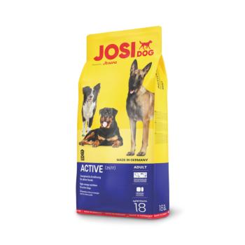 Сухой корм для собак JosiDog Active 900 г