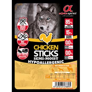 Лакомство для собак Alpha Spirit Sticks Chicken 40 г х 4 шт