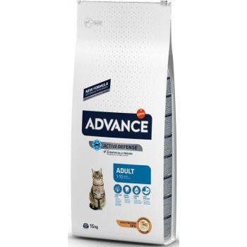 Сухой корм для кошек Advance Adult 400 г