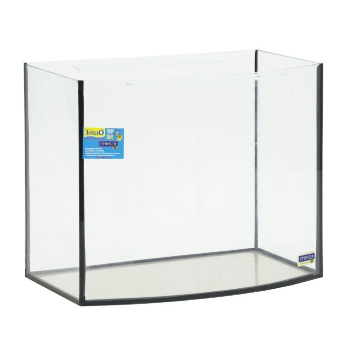 Аквариум Природа овальный 120 x 40 x 50 см (220 л)