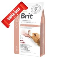 Сухой корм для собак Brit Grain Free Veterinary Diet Renal Egg & Pea 2 кг