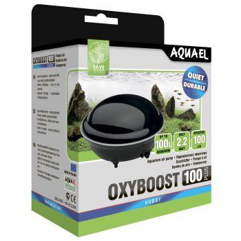 Компрессор Aquael «Oxyboost AP-100 Plus» для аквариума до 100 л
