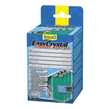 Фильтрующий картридж Tetra «Filter Pack 250 / 300 C» с активированным углем 3 шт. (для внутреннего фильтра Tetra Easy Crystal 250 / 300)