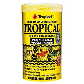 Сухой корм для аквариумных рыб Tropical в хлопьях «Tropical» 250 мл (для всех аквариумных рыб)