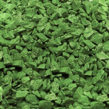 Грунт для аквариума Zeta Зелёный 1 кг (5-10 мм)