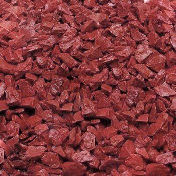 Грунт для аквариума Zeta Красный 1 кг (5-10 мм)