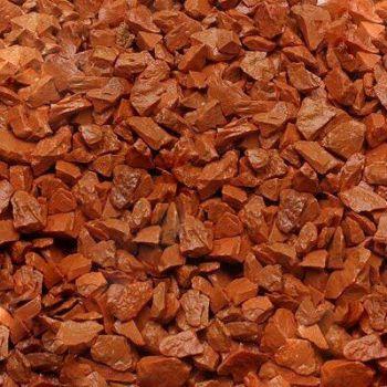 Грунт для аквариума Zeta Оранжевый 1 кг (5-10 мм)