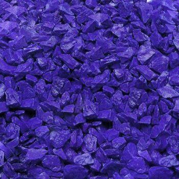 Грунт для аквариума Zeta Фиолетовый 1 кг (5-10 мм)