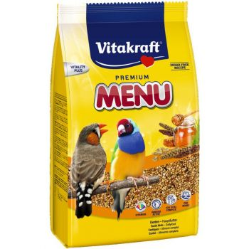 Корм для экзотических птиц Vitakraft Premium Menu 500 г