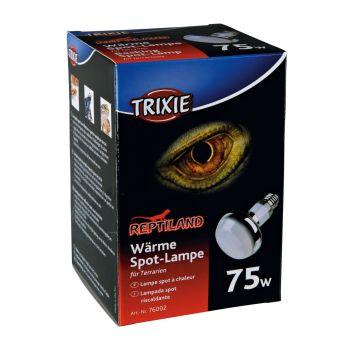 Рефлекторная лампа накаливания Trixie 75 W, E27 (для обогрева)