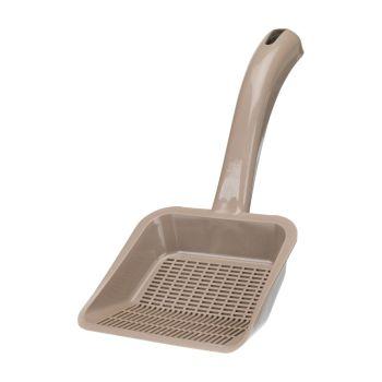 Лопатка Trixie для гигиенического наполнителя, размер L (пластик, цвета в ассортименте)