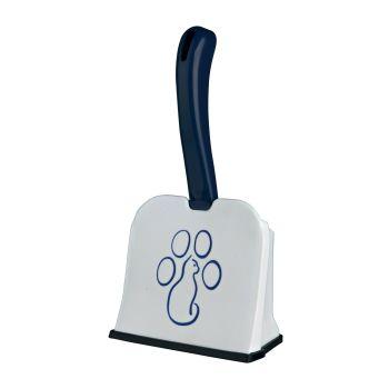 Лопатка с подставкой Trixie для гигиенического наполнителя «Fresn & Easy Granulat», размер L (пластик, цвета в ассортименте)