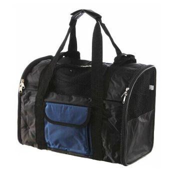 Рюкзак-переноска Trixie «Connor» 42 x 29 x 21 см (чёрная) - dgs