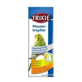Витамины для птиц Trixie «Moulting Drops» капли 15 мл (при линьке)